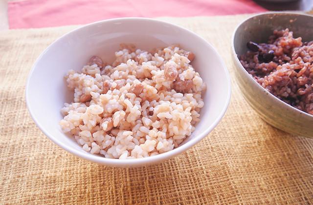3日寝かせ発芽大豆酵素玄米ごはん(15食)