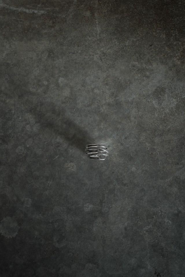 Addiction silver 925 design ring
