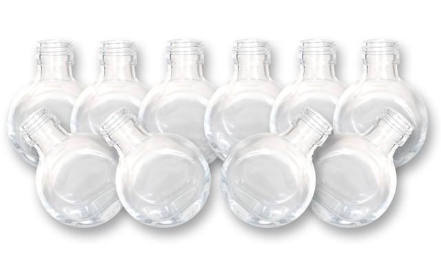 ガラスボトルセットC