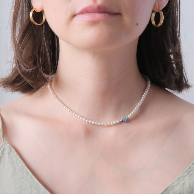 The Pop Baroque Pearl Necklace Collection: 2
