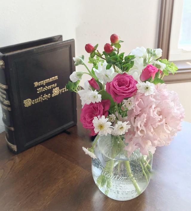 仏花の定期便 月1回コース