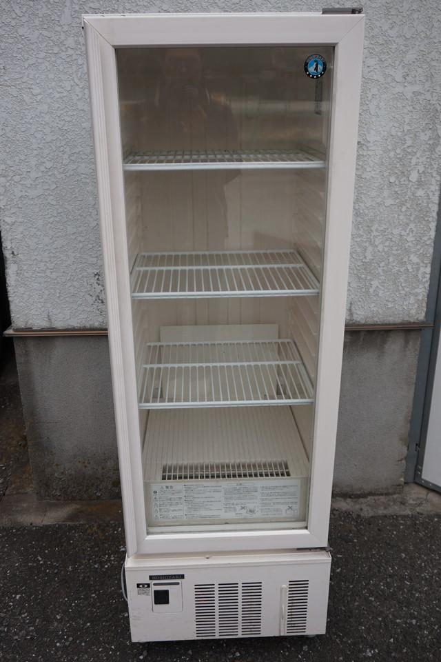 ホシザキ 小型冷蔵ショーケース USB-50BTL1