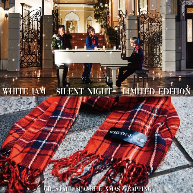"""Silent Night"" CD+Stall Blanket(初回限定版 ラッピング付き)"