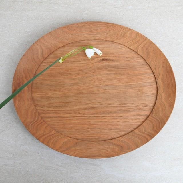 高塚 和則/オーバル皿