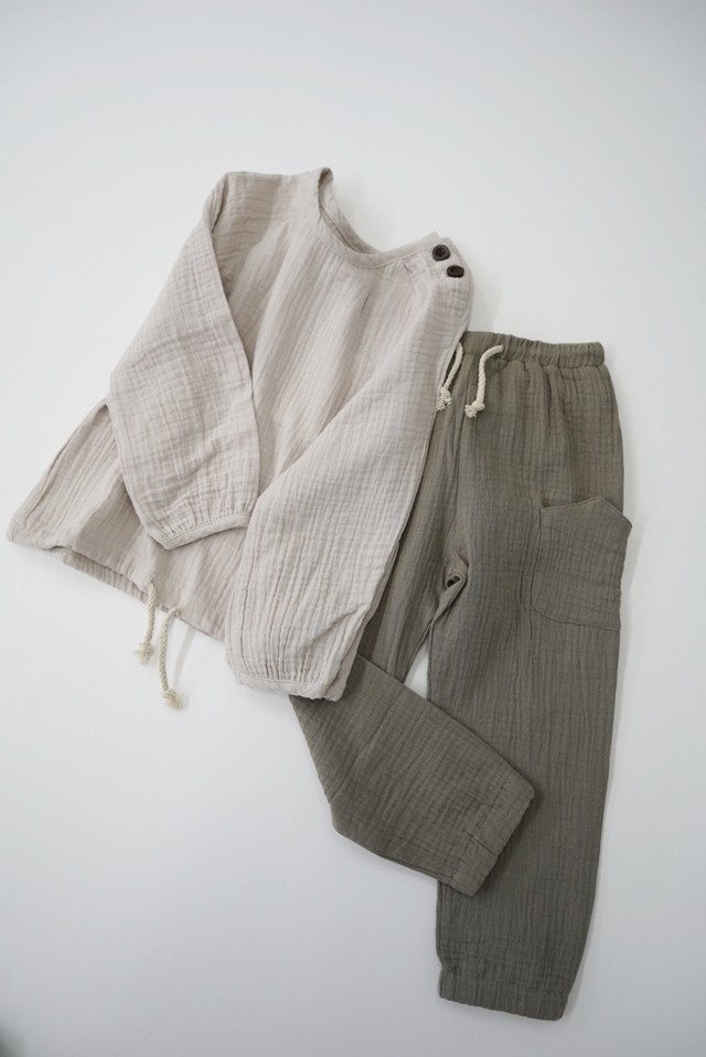 The Enchanted Label / Muslin Pants