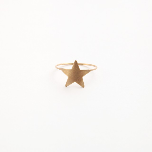 talkative/milky way ring