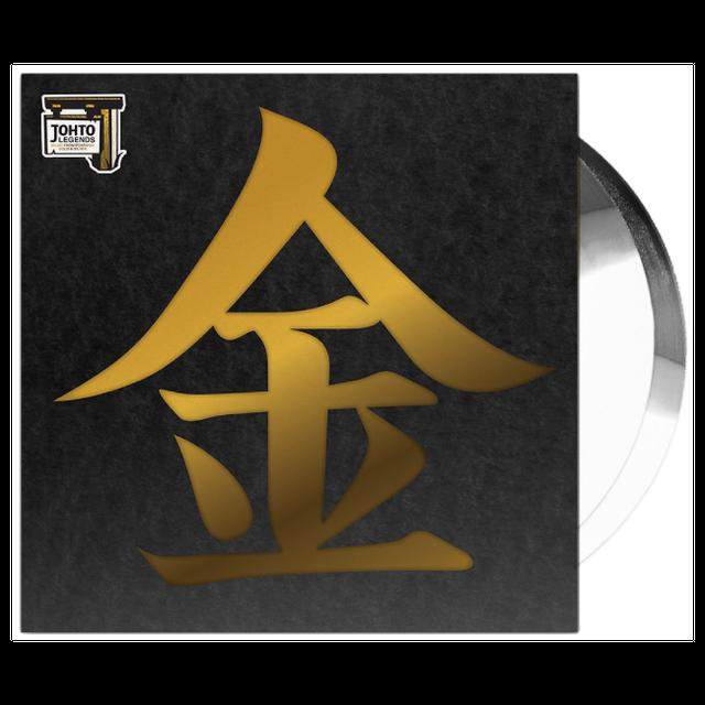 【ポケットモンスター金・銀】ジョウト・レジェンド(オーケストラアレンジ集) - メイン画像
