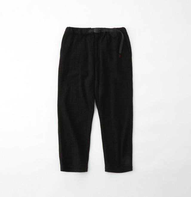 WM × GRAMICCI JERSEY SAROUEL PANTS - BLACK