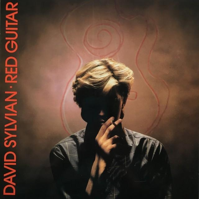 【12inch・英盤】David Sylvian  / Red Guitar