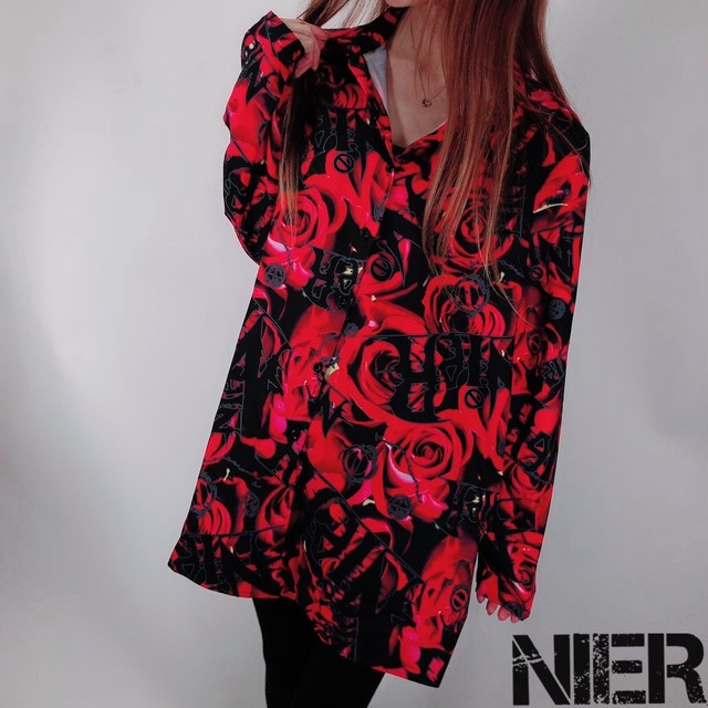 NieR RED ROSE Y-SHIRT
