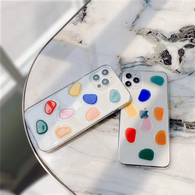 Color in life iphone case