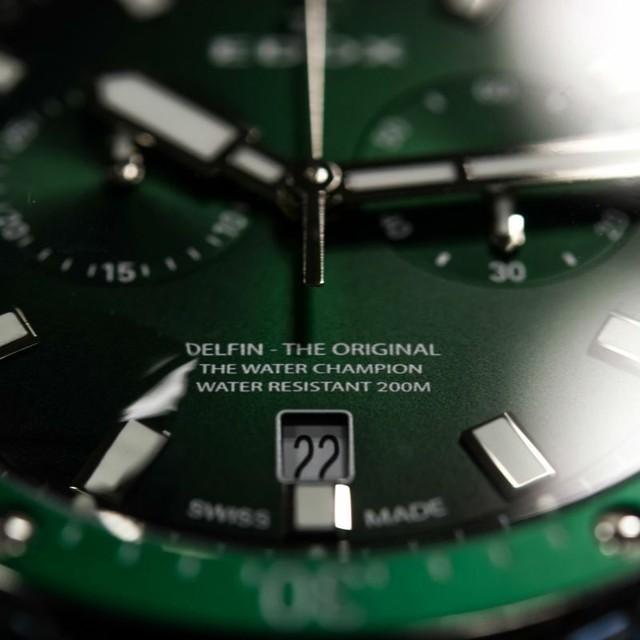 THE ORIGINAL CHRONOGRAPH 10109-3VM-VIN