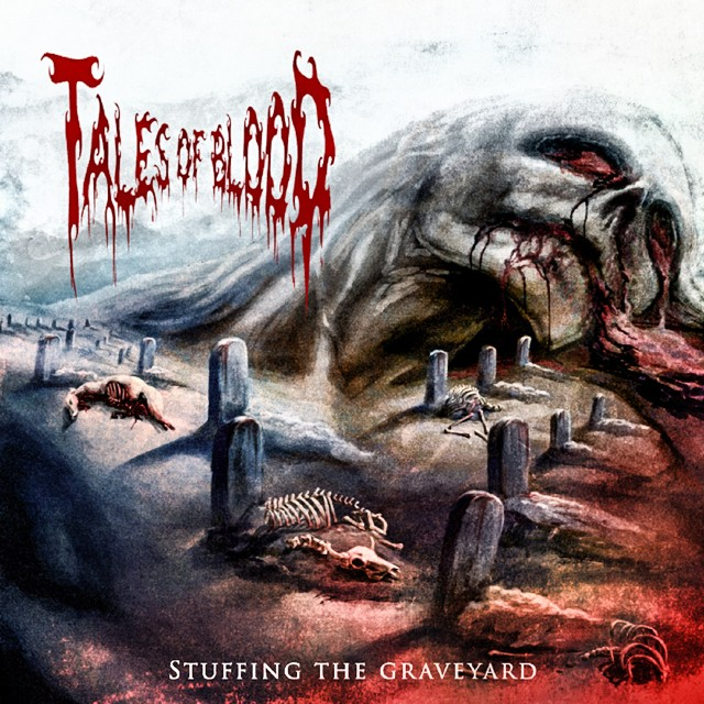 TALES OF BLOOD『Stuffing The Graveyard』CD