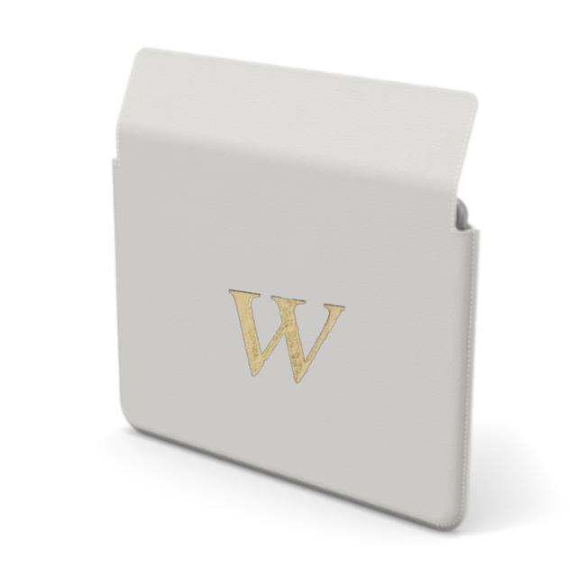 Mac Book Premium Smooth Leather Case (Envelope Type)