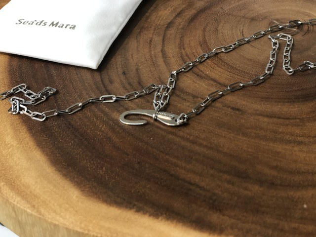 【 sea'ds mara 】hook chain neckless