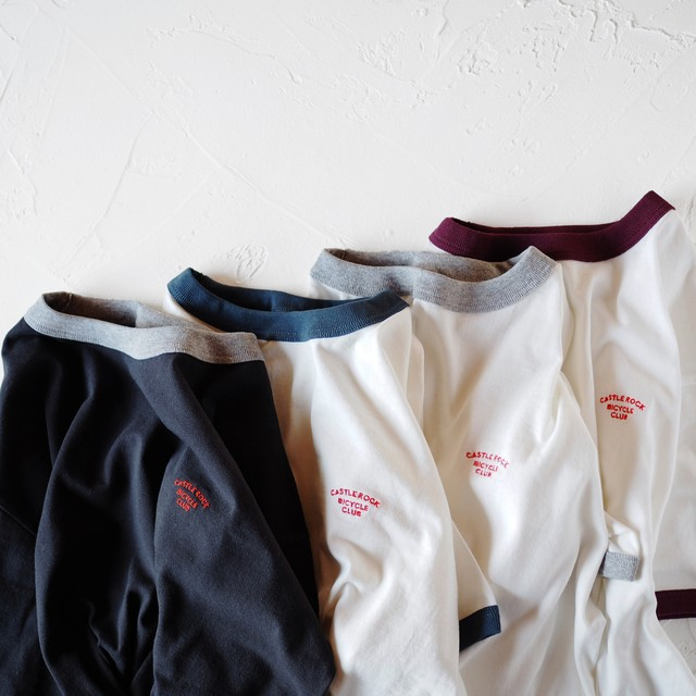 CBC リンガーTEE(Tシャツ)