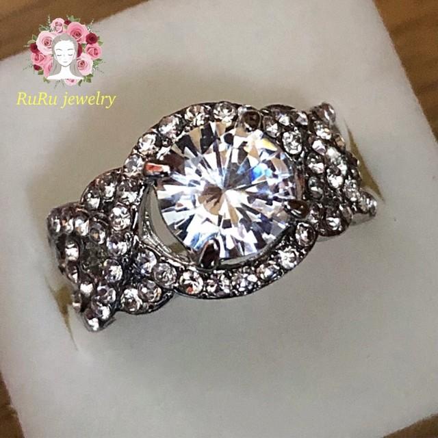 Odin cz diamond(ring)