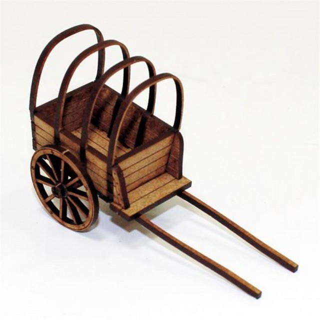 【予約発注】 c17 Covered Bagage Cart 28-CAW-309