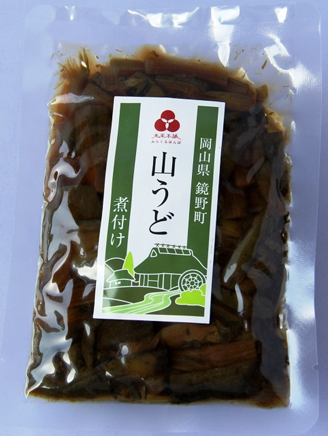 山ブキの佃煮(130g)