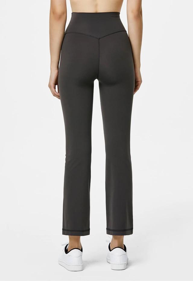 Flare Pants : Gray