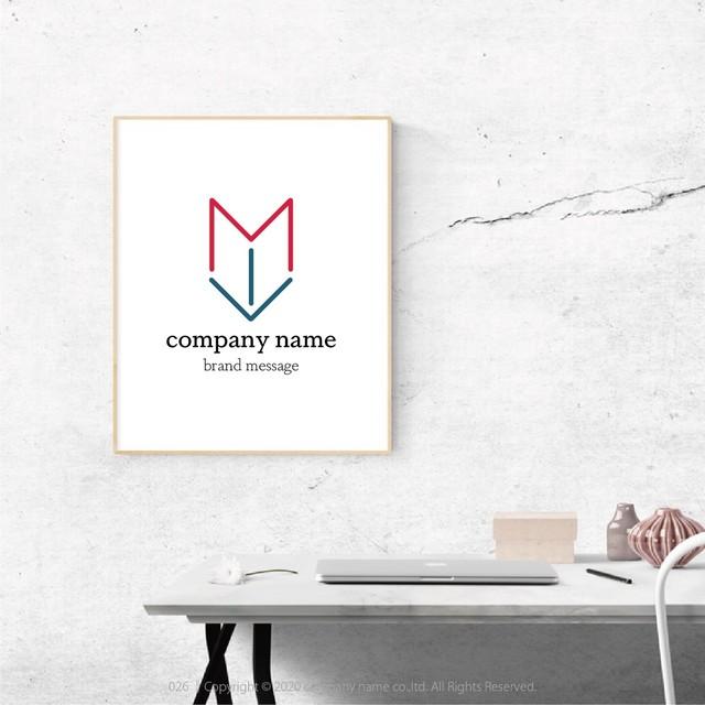 Brand Logo Mark :026