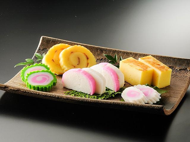 おせち蒲鉾(Aセット)【0-001】