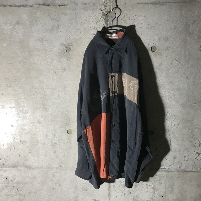 [used]KRAZY design shirt
