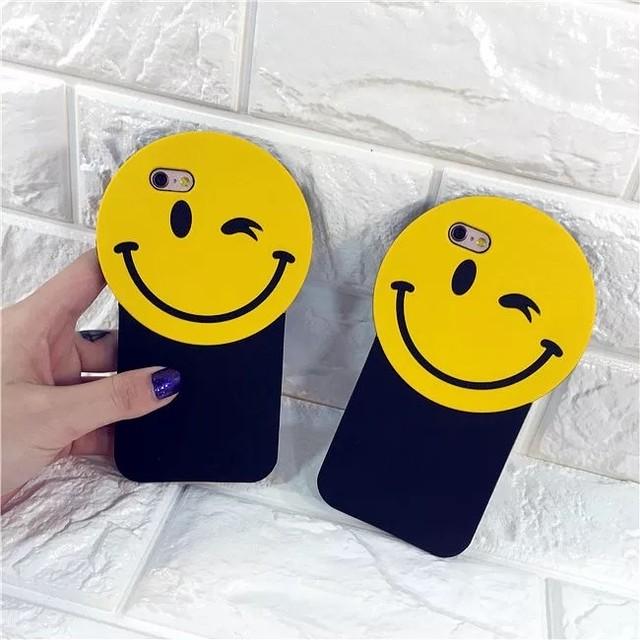 ◆予約◆ビッグスマイルiPhoneケース