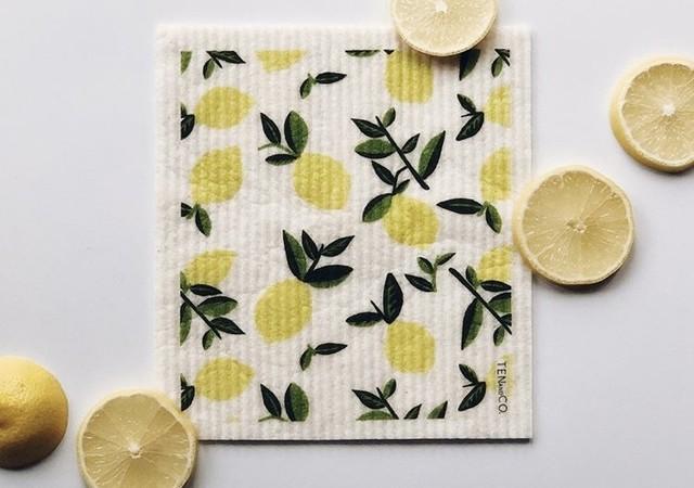 セルロース布巾: Lemon