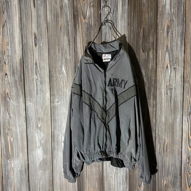 [used]ARMY design flight jacket