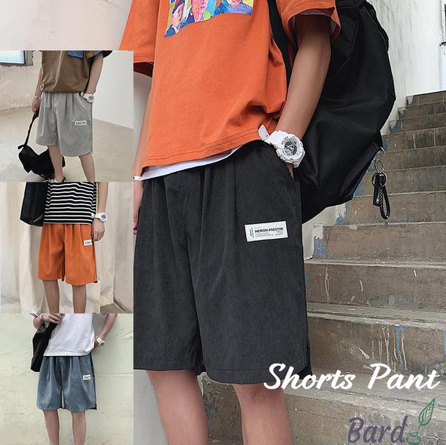 ショートパンツ メンズファッション 膝上 大きいサイズ 五分丈 速乾 シンプル バスパン 部屋着 カジュアル スポーツ ゆったり