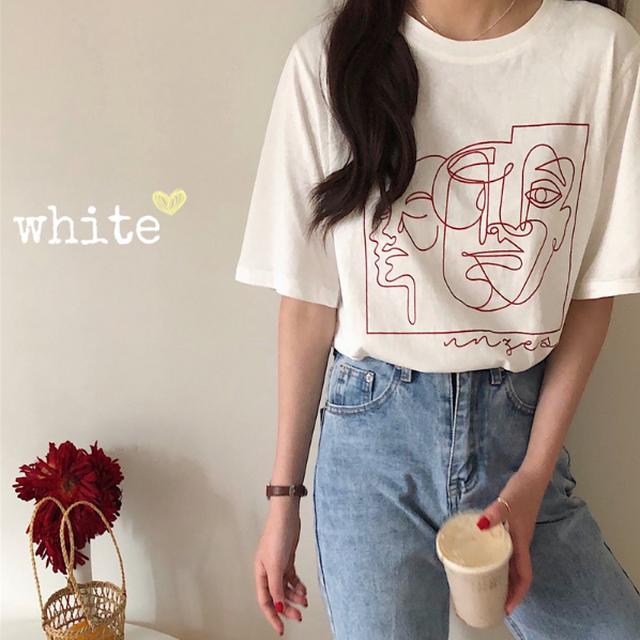 プリントTシャツ N1063