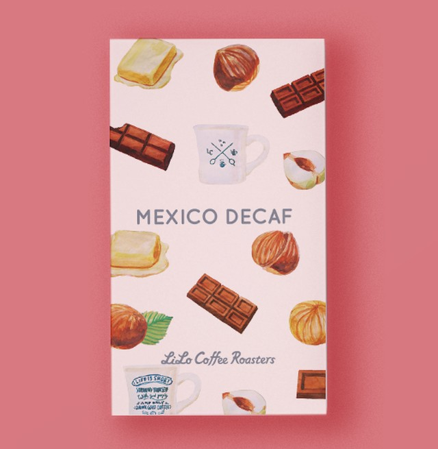 200g  メキシコデカフェ Mexico Decaf