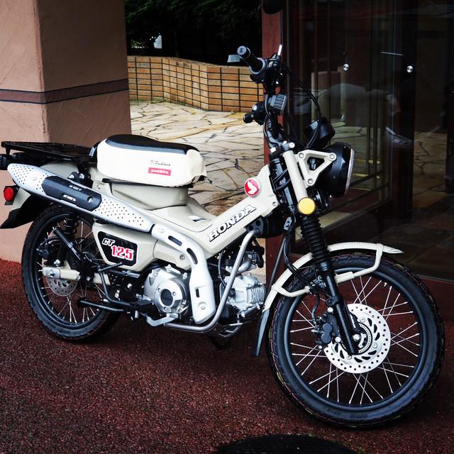 バイク座シート Dr.モペット