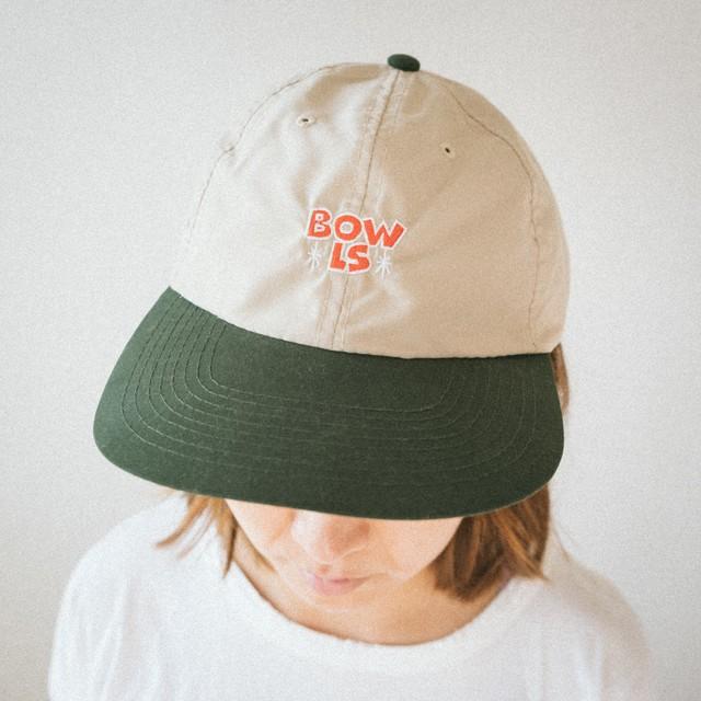 "BOWLS STORE ""2018AW"" Logo CAP"