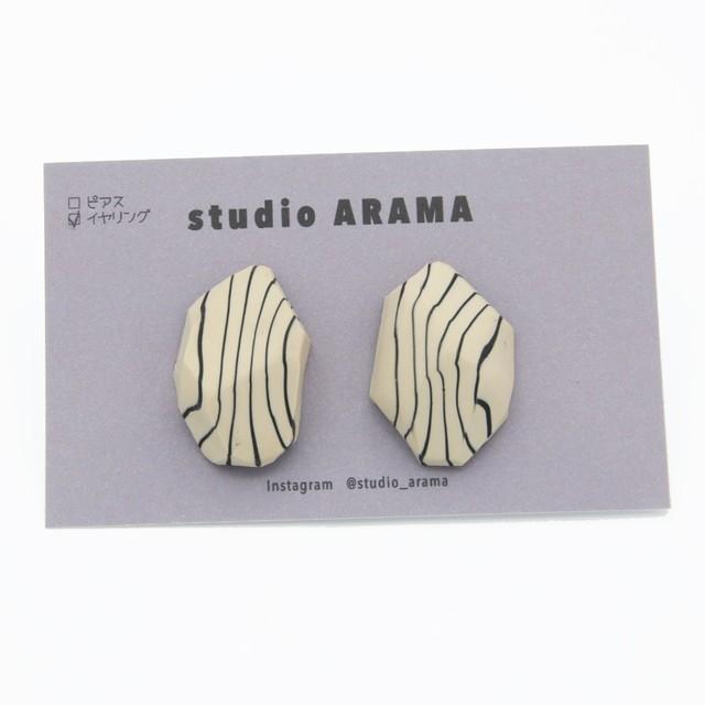 studioARAMA/再入荷スタジオアラマ/ストーンイヤリング/st-2-59
