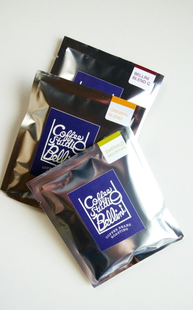ドリップコーヒーセット/ Drip Coffee 3packs