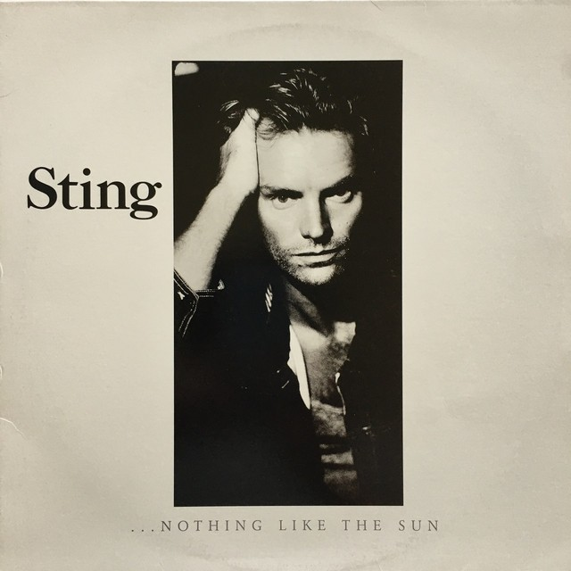【LPx2・米盤】Sting  / ...Nothing Like The Sun