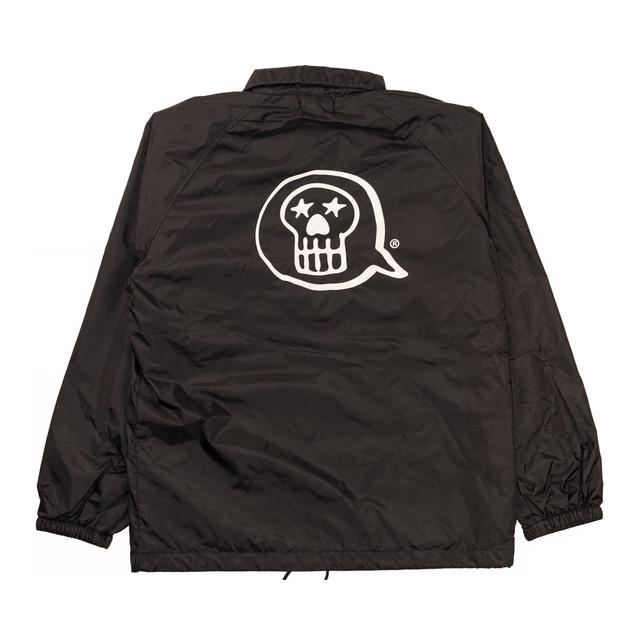 TM COARCH JACKET キッズサイズ / BLACK(ご予約商品)