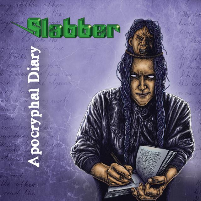 SLABBER『Apocryphal Diary』CD