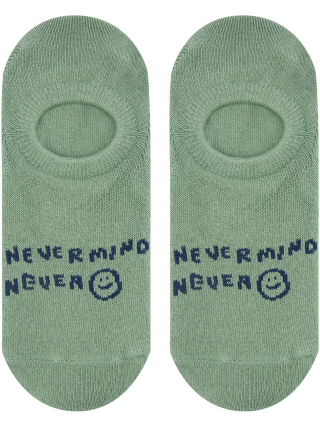 【inapsquare】COVER SOCKS NEVERMIND
