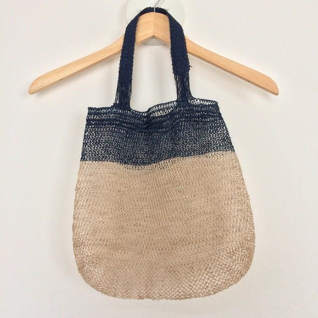 CREOLE / 葛手編みバッグ