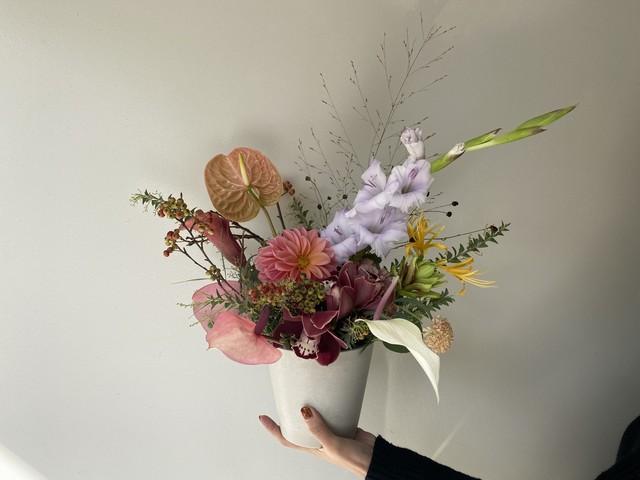 seasonal arrangement (small)