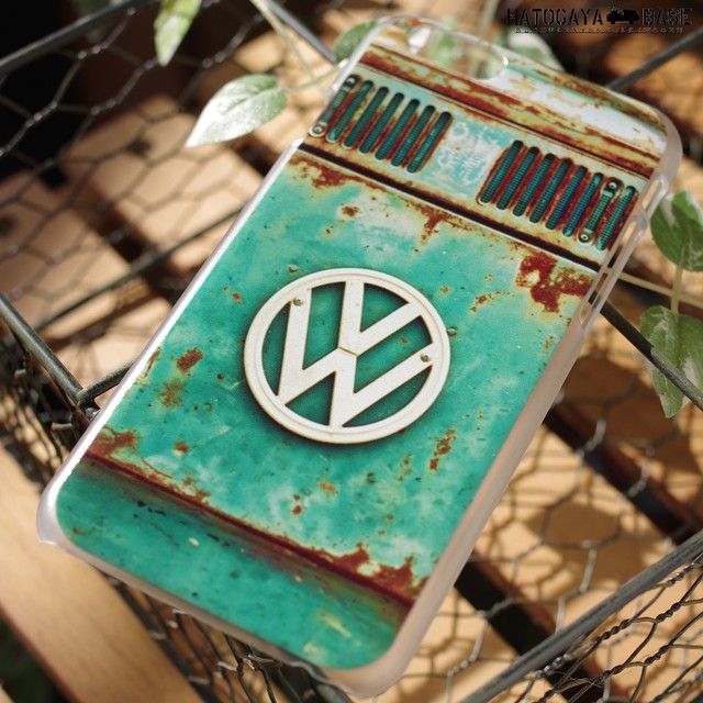 iPhone6sケース [I6SRVL01] RUSTY VW Late BUS