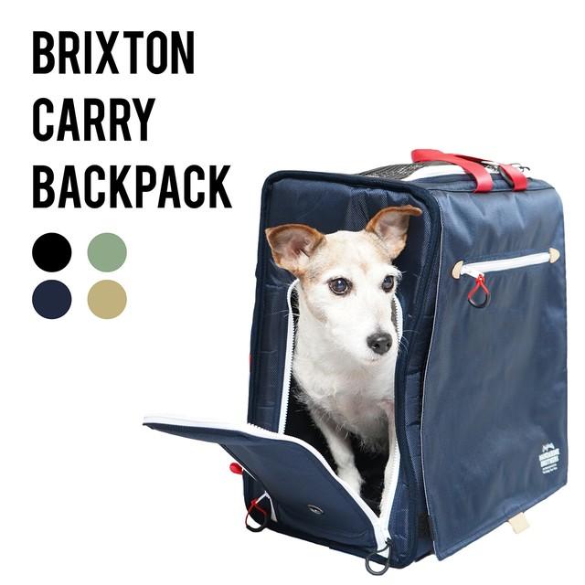 【予約】BRIXTON CARRY BACKPACK ブリクストンキャリーバックパック