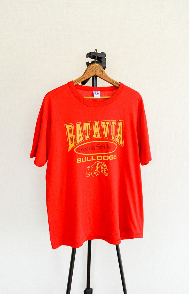 """【RUSSELL】""""80s-90s"""" Vintage T-shirt / t8"""