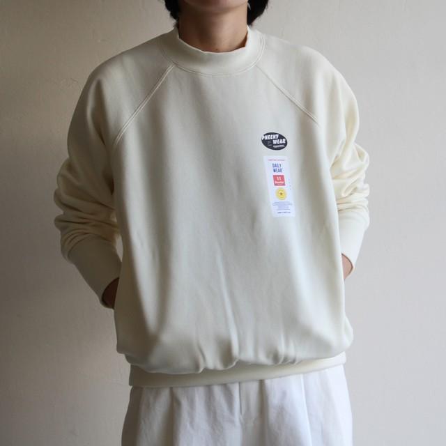 PHEENY【 womens 】 hard sweat pullover short