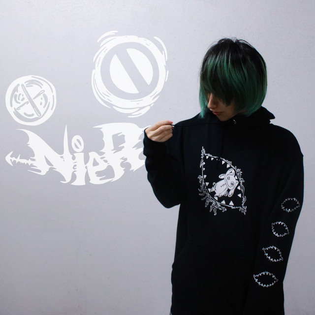 PULLOVER PARKA【FANGS】