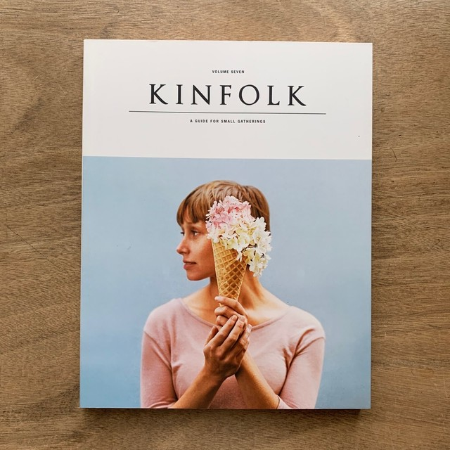 KINFOLK MAGAZINE vol.7 / 2013年