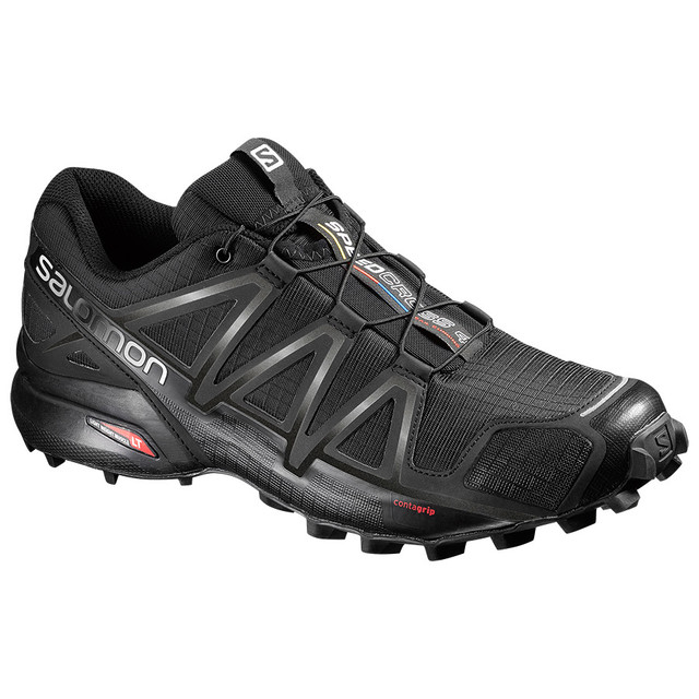 SALOMON Speed Cross 4 Black L38313000